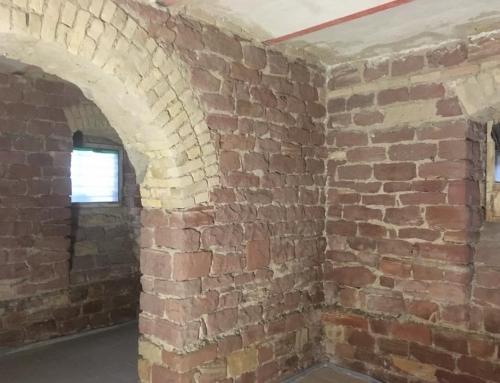 Reinigung & Restaurierung Gewölbekeller